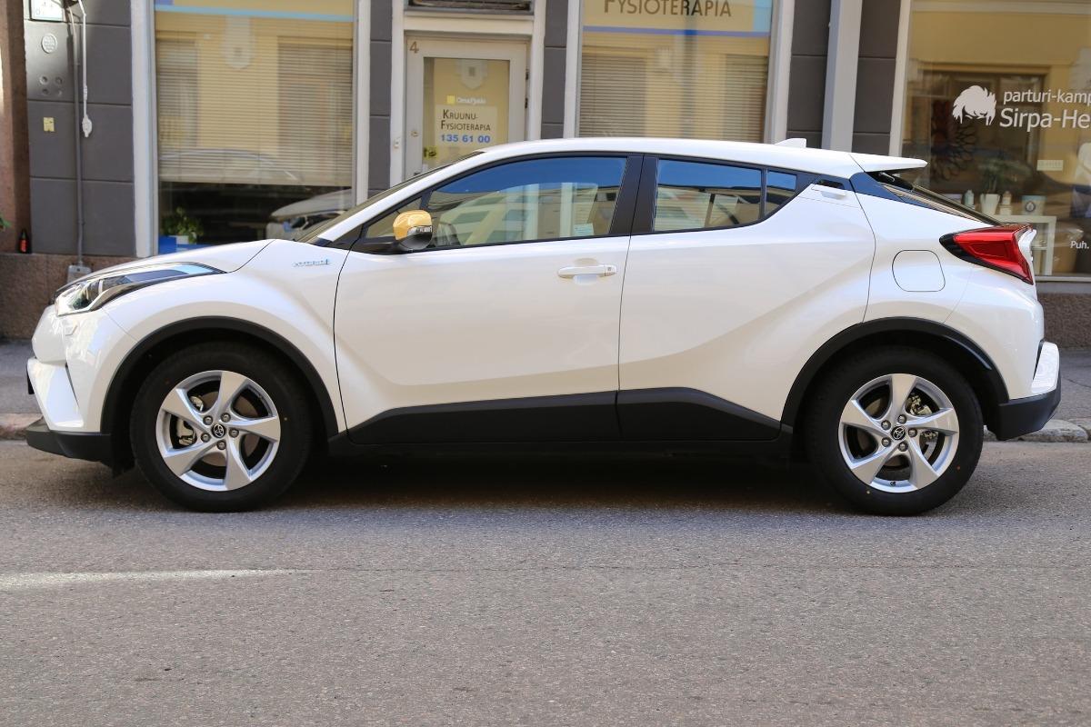 Tiedote 14.8.2018 – 24Rentin yhteiskäyttöautojen varausmäärä kasvoi 60 prosenttia