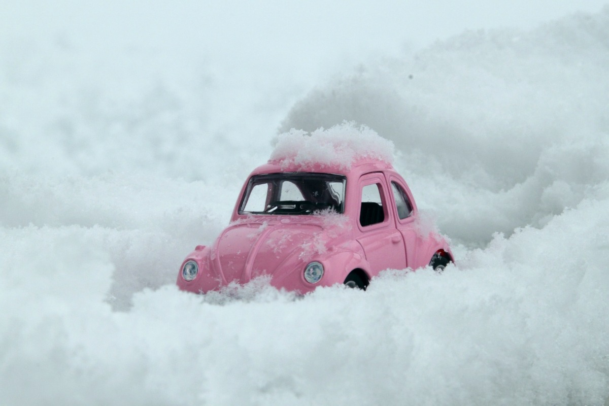 Talvi on autoilijan parasta aikaa