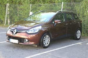 Vuokraa Renault Clio STW