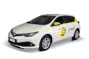 Vuokraa Toyota Auris 5d
