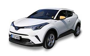 Vuokraa Toyota C-HR