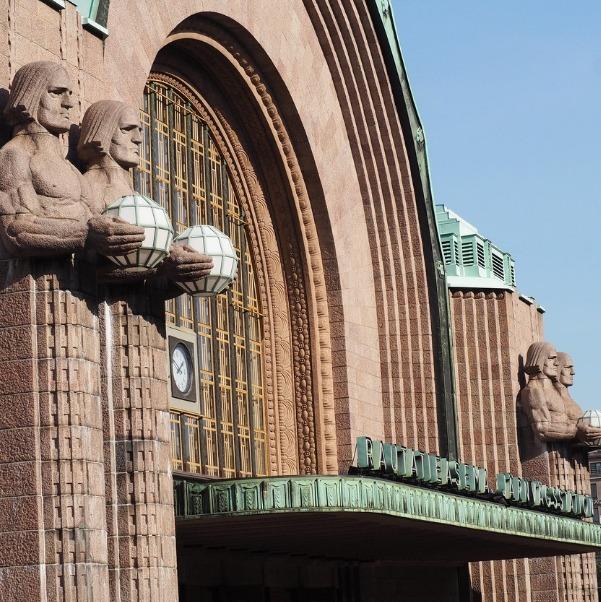 Autovuokraamo Helsinki