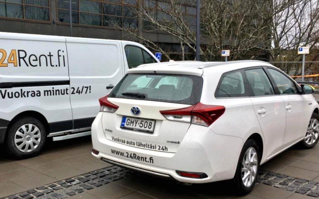 Imatran kaupunki edistää kestävää liikkumista yhteiskäyttöautoilla
