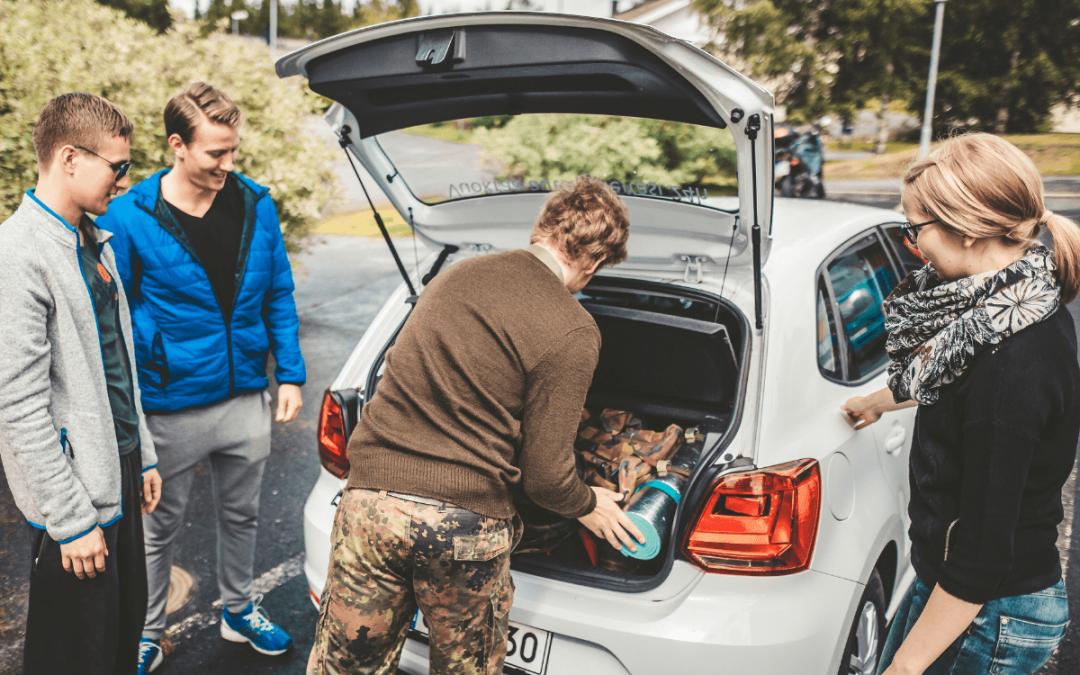 Onko taloyhtiösi pihalla jo yhteiskäyttöauto?